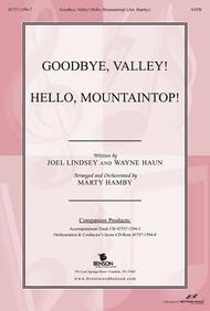 Goodbye Valley, Hello Mountaintop Split Track CD