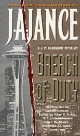 Breach Of Duty: A J.P. Beaumont Mystery