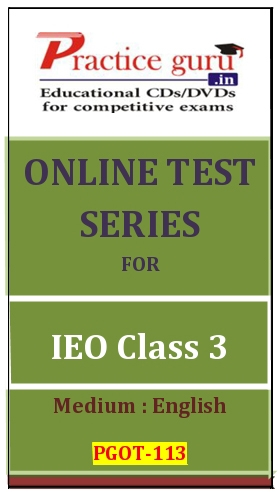 Online Test Series for IEO Class 3