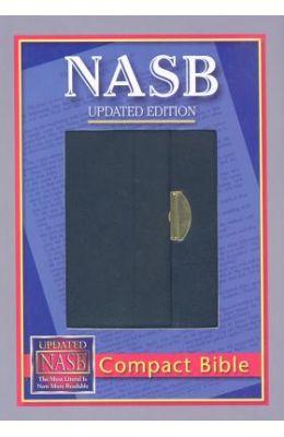 Compact Bible-NASB-Snap Flap