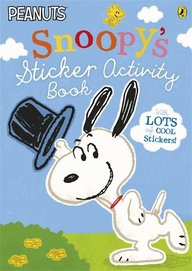 Peanuts: Snoopy's Sticker Activity Book