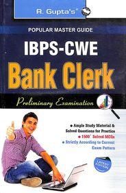 Popular Master Guide Ibps Cwe Bank Clerk Preliminary Examination : Code R-1469
