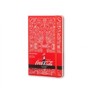 Coca-Cola Limited Edition Notebook - Large Ruled
