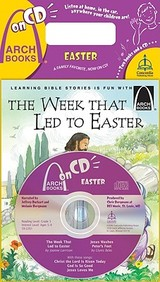 The Week That Led To Easter/Jesus Washes Peter's Feet With Cd (Audio)