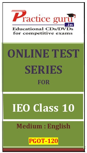 Online Test Series for IEO Class 10