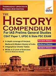 History Comp0endium For Ias Prelims General Studies Csat Pa0per 1 Upsc & State Psc Exam