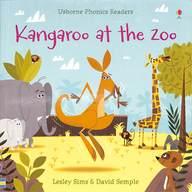 Kangaroo At The Zoo