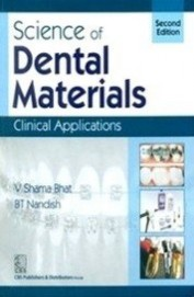 Science Of Dental Materials Clinical Applications