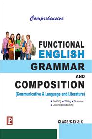 English Grammar Book Class 10