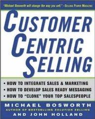 Customercentric Selling
