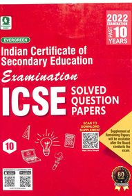 Icse Solved Question Papers Class 10 Past 10 Years For 2020 Examination