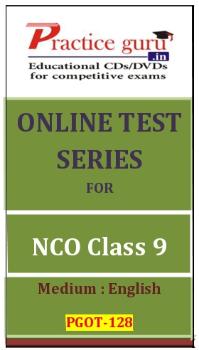 Online Test Series for NCO Class 9