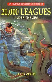 an analysis of the title 20000 leagues under the sea by jules verne Use our free chapter-by-chapter summary and analysis of 20,000 leagues under the sea it helps middle and high school students understand jules verne's literary masterpiece.