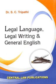 books on legal language and legal writing