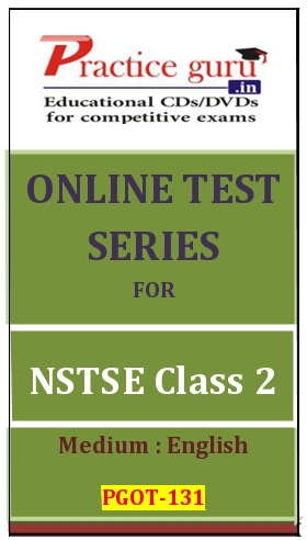 Online Test Series for NSTSE Class 2