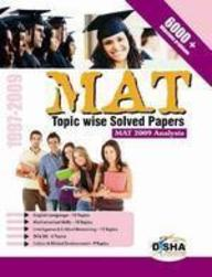 MAT Solved Papers