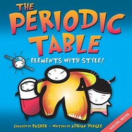 The Periodic Table: Elements With Style! (Turtleback School & Library Binding Edition) (Basher)