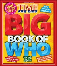 Time For Kids Big Book Of Who 1001 Amazing Facts