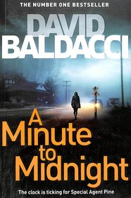 Minute To Midnight : Atlee Pine Series