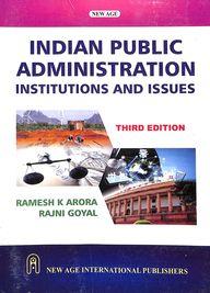 K goyal indian rajni administration pdf ramesh arora