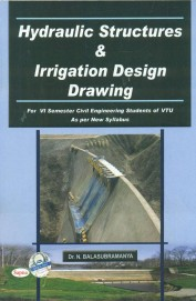 Buy Hydraulic Structures & Irrigation Design Drawing For 6th