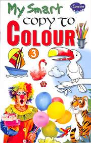My Smart Copy To Colour  3 : Sawan