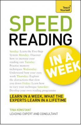 Teach Yourself : Speed Reading In A Week