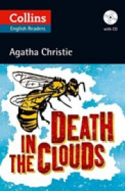Death In The Clouds : Collins English Readers