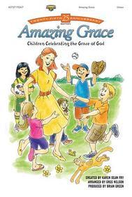 Amazing Grace 25th Anniversary Edition CD Fun Pak