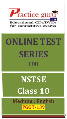 Online Test Series for NSTSE Class 10