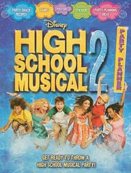 High School Musical 2 Party Planner