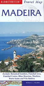 Madeira (Globetrotter Travel Map)