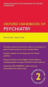 Oxford Handbook Of Psychiatry (Oxford Handbooks Series)