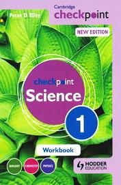 Checkpoint Science Workbook 1