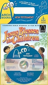 Twelve Who Followed Jesus/Jesus Blesses The Children With Cd (Audio)