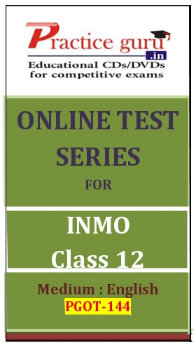 Online Test Series for INMO Class 12