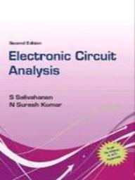 Electronic Circuit Analysis (For JNTU- Hyderabad- 2011)