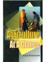 Agriculture At A Glance Book