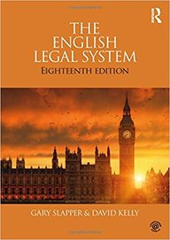 English Legal System: 18th Edition