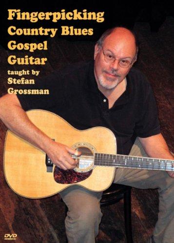 Fingerpicking Country Blues Gospel Guitar Dvd