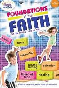 Foundations Of The Faith [With Cd]