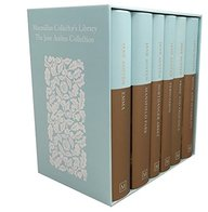 The Jane Austen Collection: A Limited Edition Boxset (Macmillan Collector's Library)
