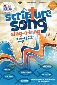 Scripture Song Sing-A-Long: 10 Memory-Verse Songs For Kids [With Cd (Audio)] (Musical Kaboodle)