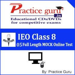 IEO Class 8