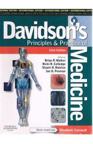 Davidsons Principles & Practice Of Medicine