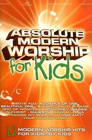Hal Leonard Absolute Modern Worship For Kids