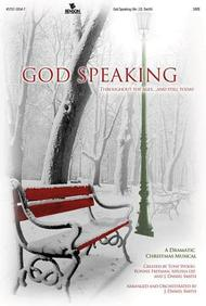 God Speaking: Satb
