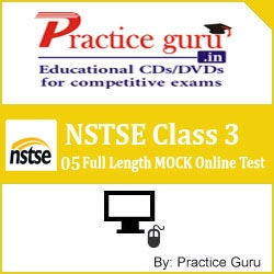 NSTSE Class 3