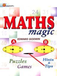 Buy Maths Magic Puzzles Games Hints & Tips book : Edward