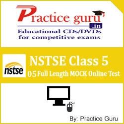 NSTSE Class 5